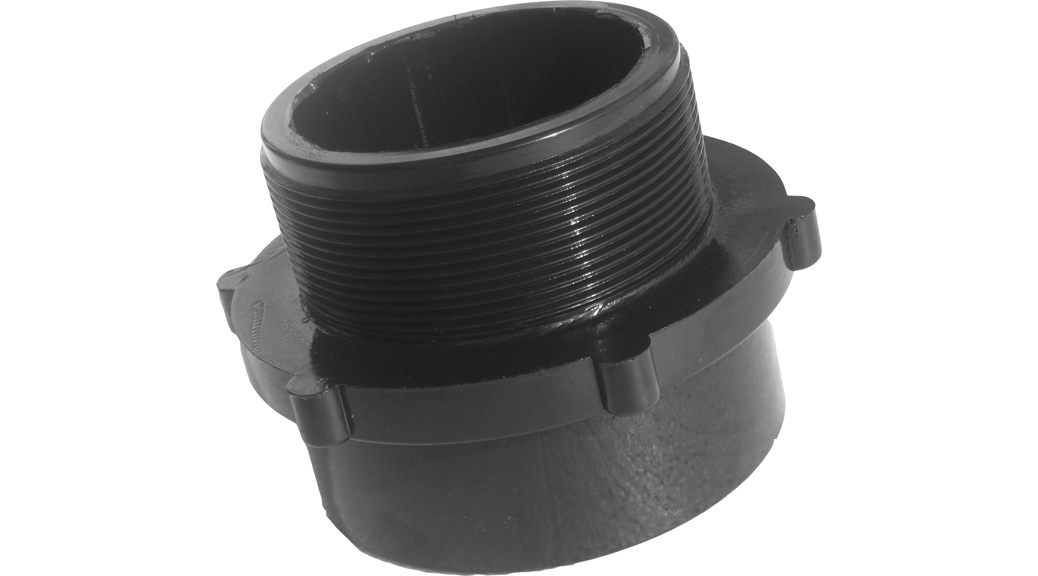 80mm Male x 80mm Socket