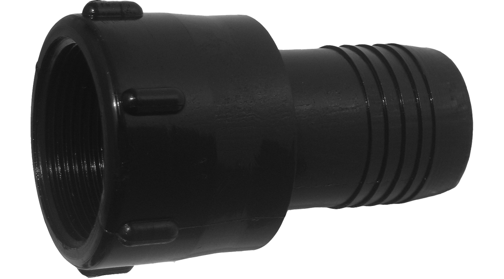 40mm Female x 40mm Hosetail Connector