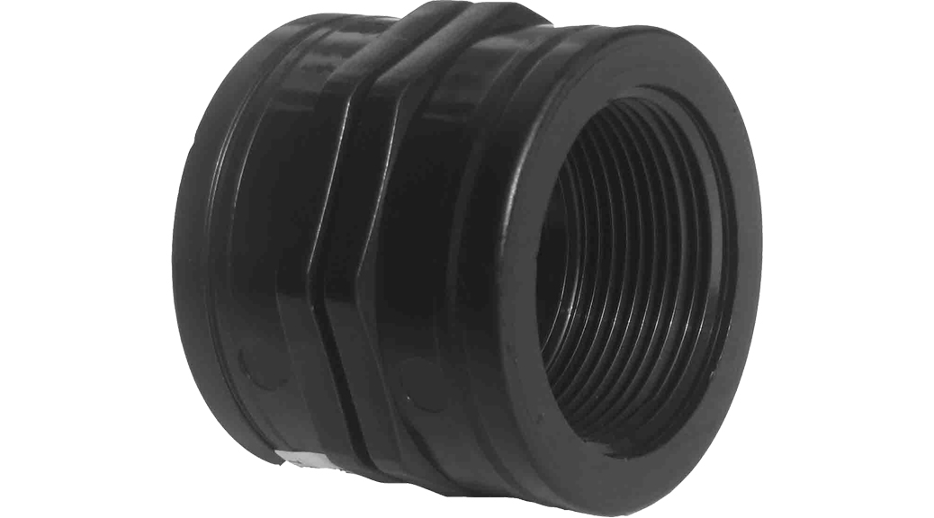 40mm Female Coupling